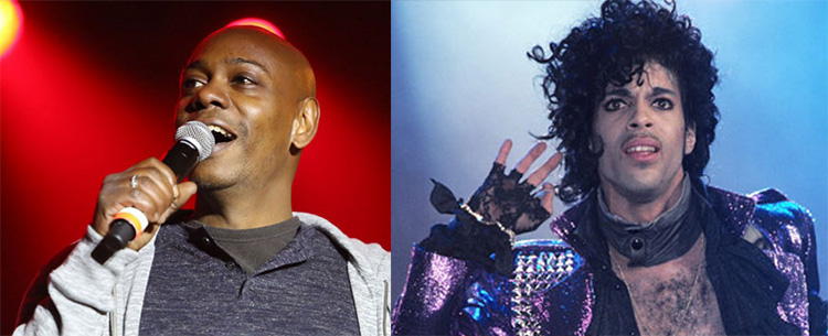Dave Chappelle, Prince