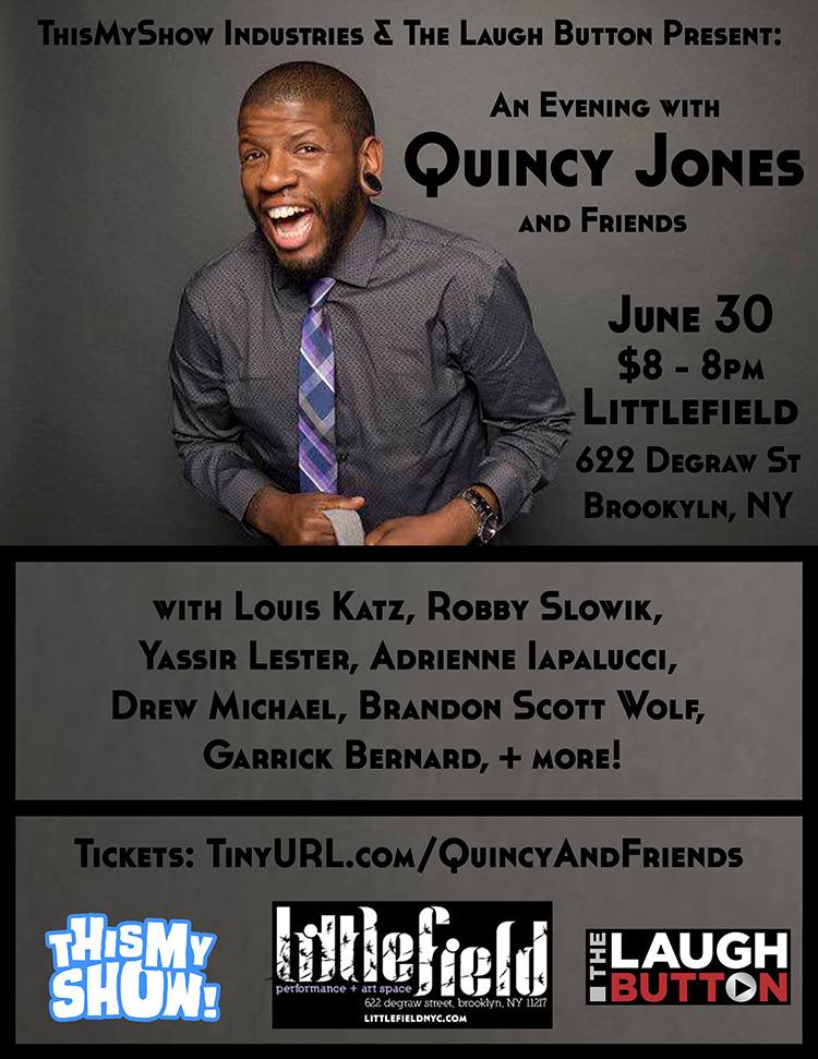 Quincy Jones Evening
