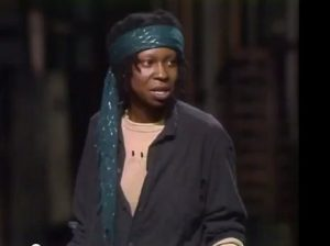 Whoopi Spook Show