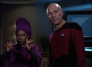 Whoopi Star Trek
