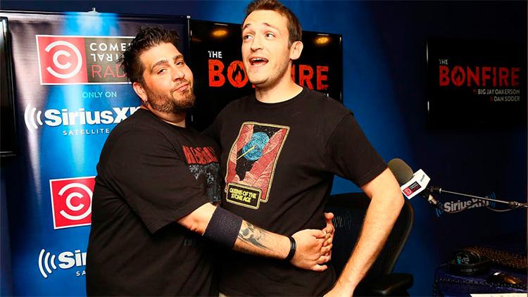 The Bonfire - Jay and Dan