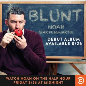 Noah Gardenswartz Blunt