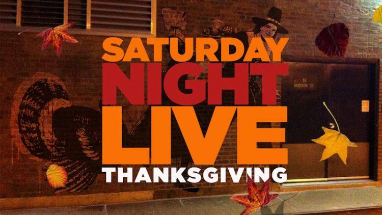 Saturday Night Live Thanksgiving