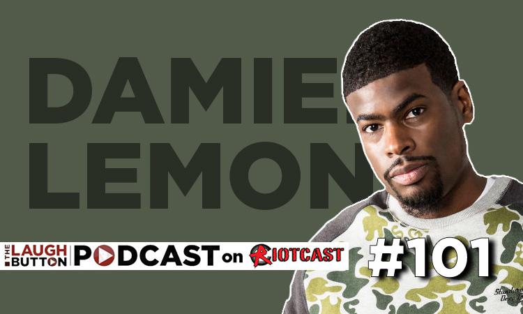 TLB Podcast - Damien Lemon