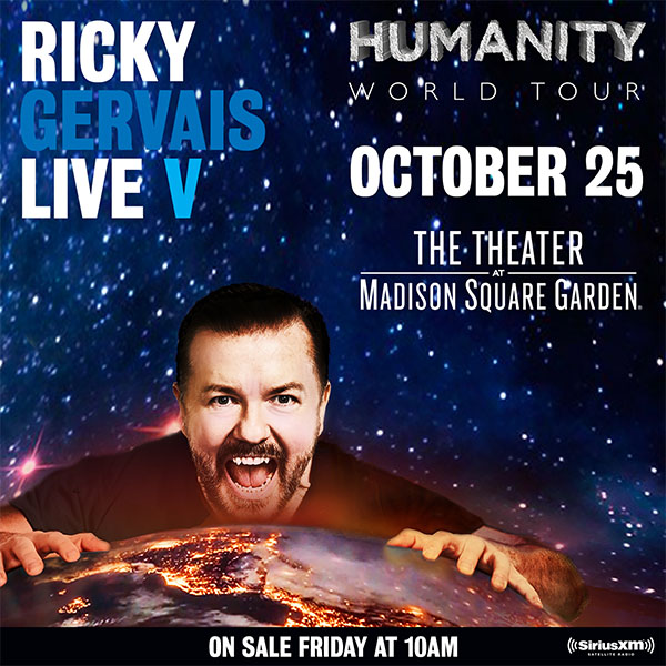 Ricky Gervains - MSG