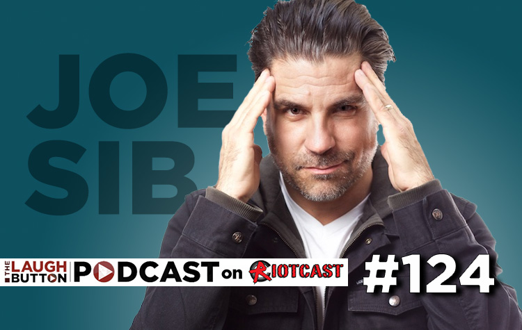 Joe Sib - TLB Podcast