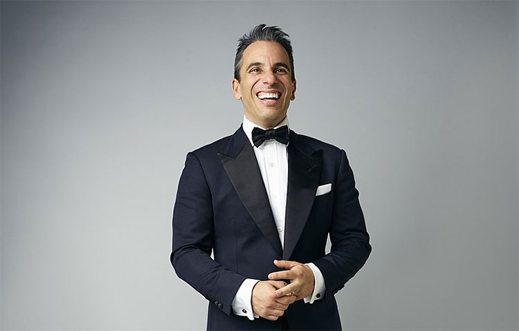 Stay hungry: Talking to Sebastian Maniscalco about his new