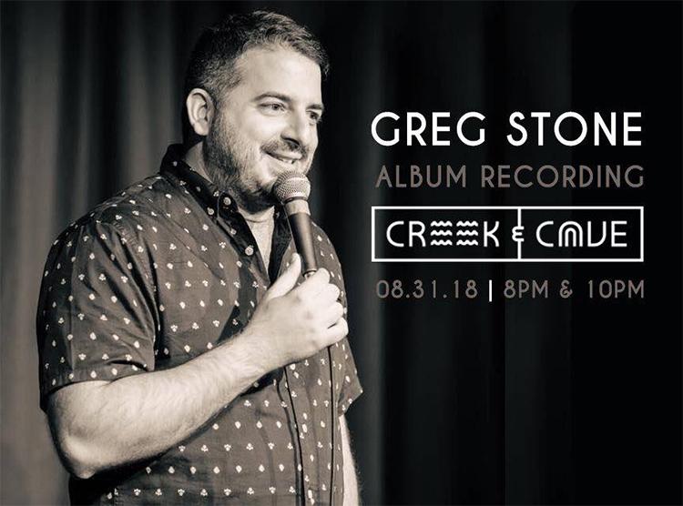 Greg Stone Album Recording
