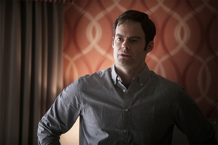 Bill Hader en 'Barry'. Crédito: HBO