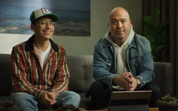 Joe and Jo Koy