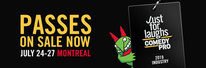 Just For Laughs ComedyPRO
