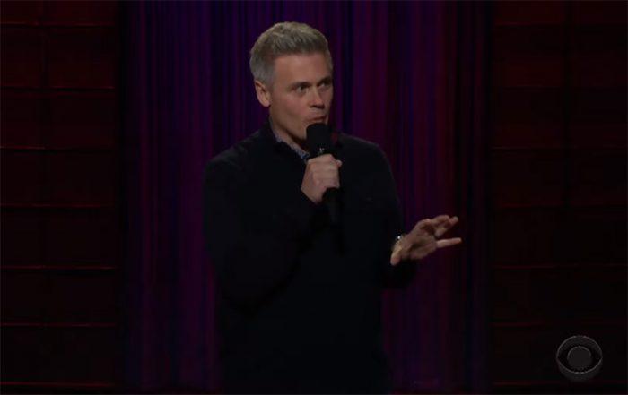 Christian Finnegan - Late Late Show