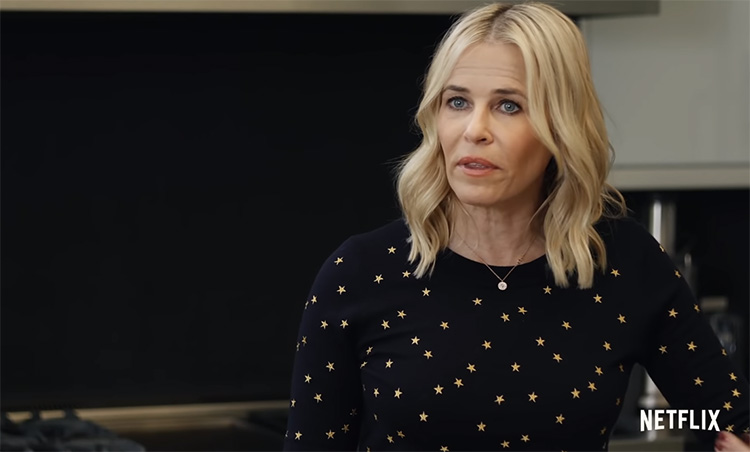 Chelsea Handler sets out to be a better white person in new