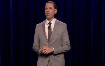 Ryan Hamilton - The Tonight Show