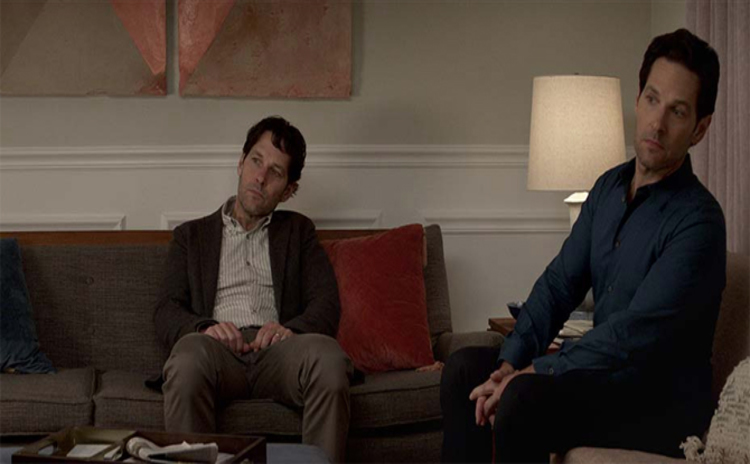 This Week in Comedy: Paul Rudd battles Paul Rudd in Living with Yourself