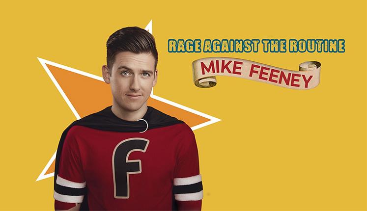 Mike Feeney - RATR