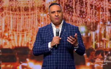 Russell Peters Deported