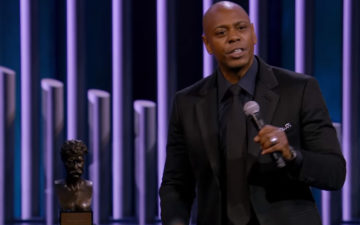 Dave Chappelle - Mark Twain speech