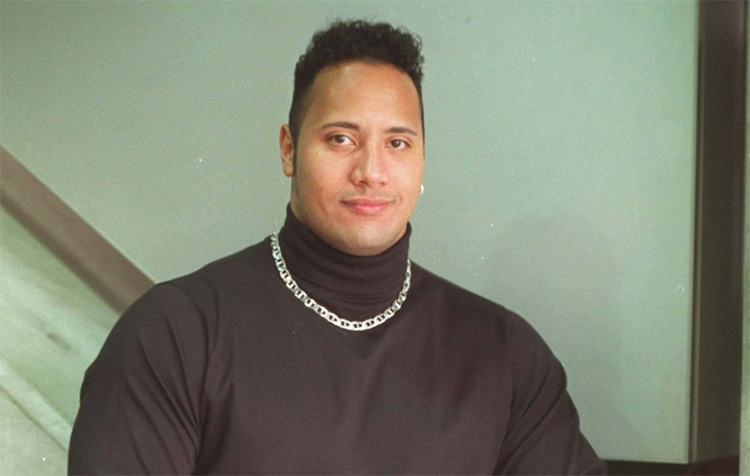The Rock Turtleneck