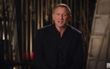Daniel Craig SNL promos