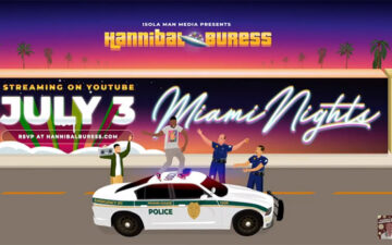 Hannibal Buress - Miami Nights