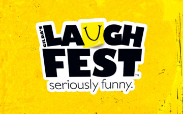Gilda's Laughfest: Seriously Funny
