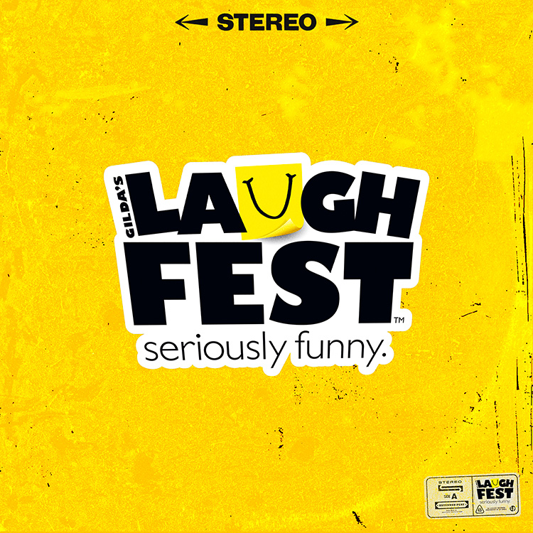 Laughfest: Seriously Funny