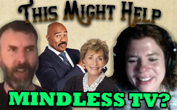 This Might Help - Mindless TV