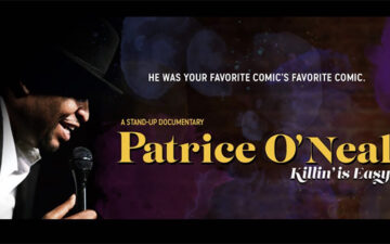 Patrice O'Neal - Killing Is Easy