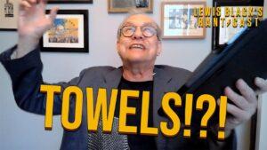 Lewis Black's Rantcast - Towels